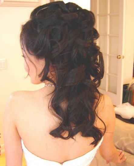 hairstyle, cool hair, cool hairstyle, Dance Hairstyles For Long Hair