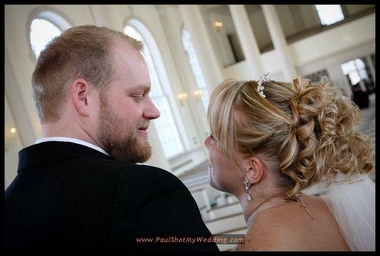 Wedding Hairstyles For Long Hair Half Up Half