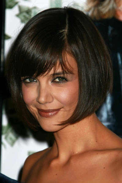 short hairstyles for 2008. Short Hairstyles With Bangs