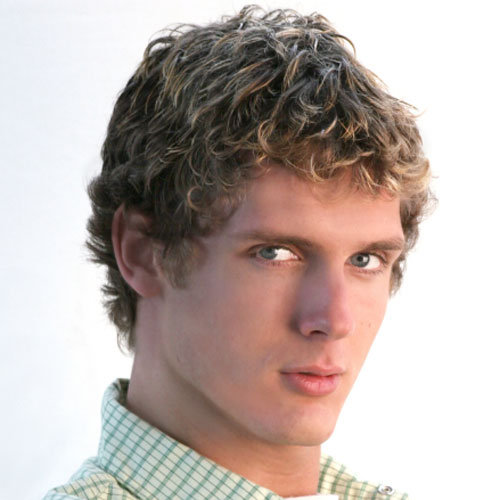 male curly hairstyles. Curly Hairstyles 2011 Men