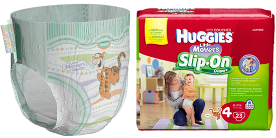 Squirmy Baby Solution {Huggies Little Movers Slip-Ons Review ...