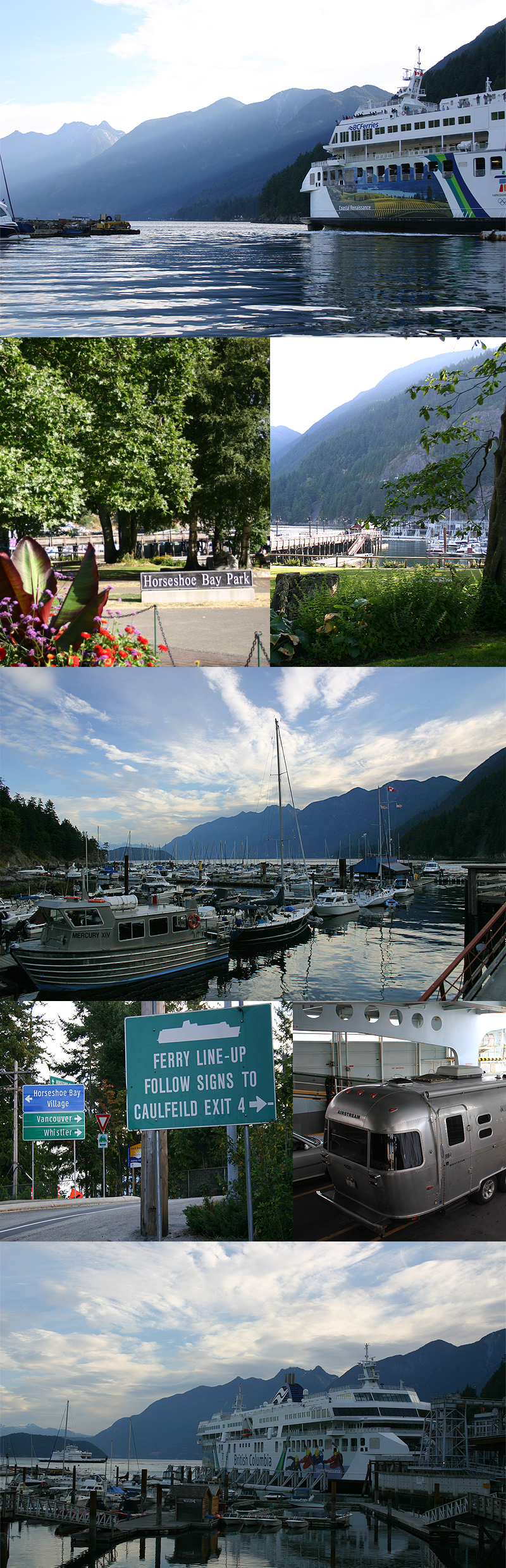 Horseshoe Bay, Vancouver, British Columbia