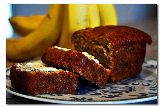 Super Omega 3 Banana Bread
